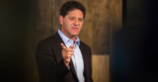 Nick Hanauer: Middle-Out Economics, Capitalism as an Ecosystem