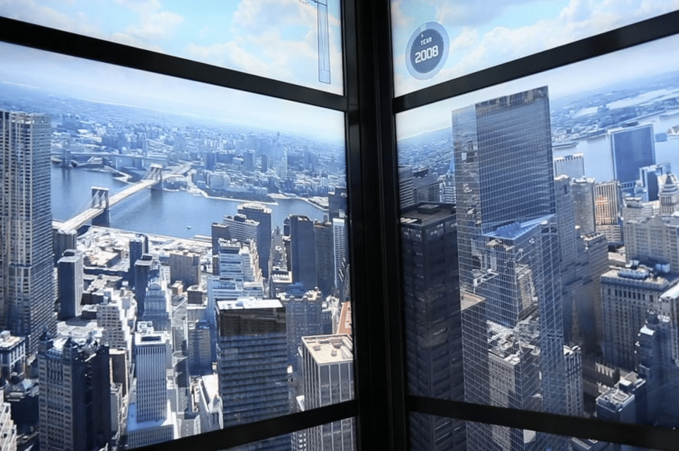 1 World Trade Center elevator - NYTimes